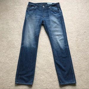 AG The Protege Straight Leg AG-ED Denim Jeans